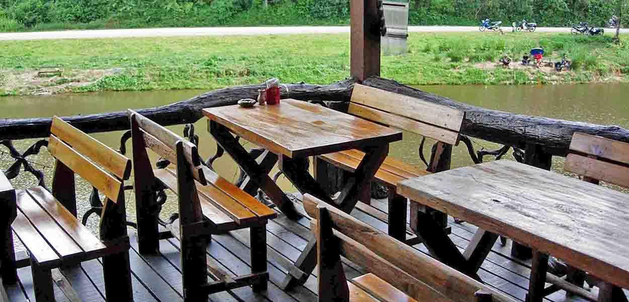 Mushroom Rainforest Resort Restaurant